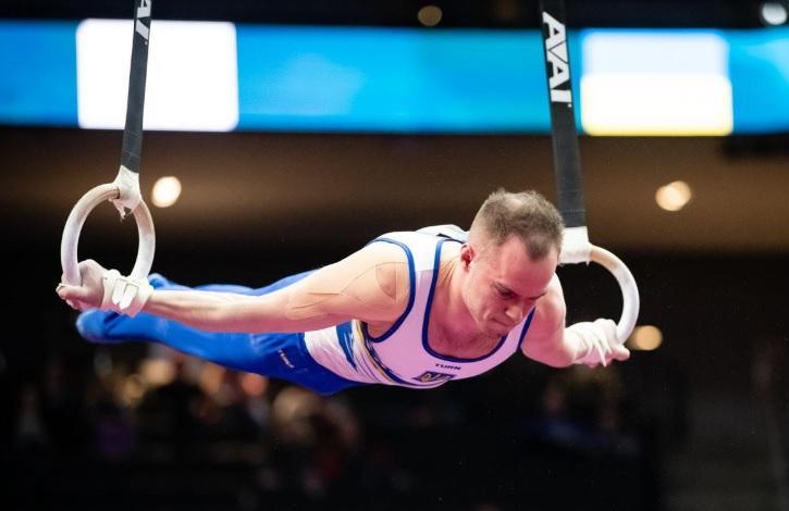 Верняев стал лучшим по итогам месяца в 12-й раз / фото: twitter.com/OlympicUA