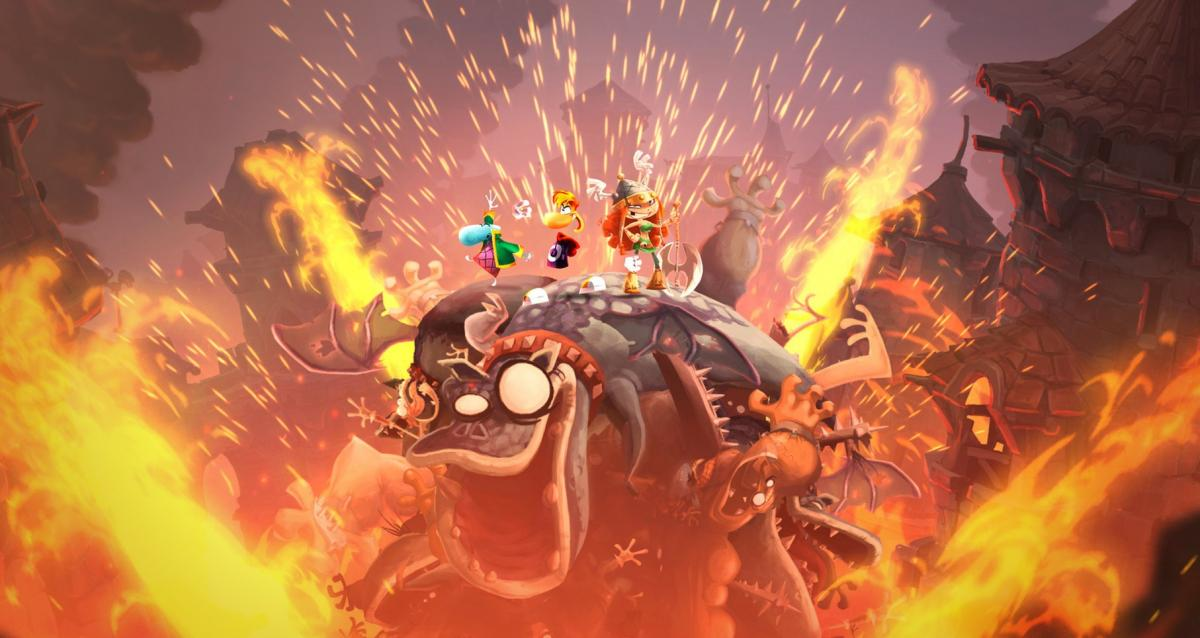 Rayman Legends / store.steampowered.com