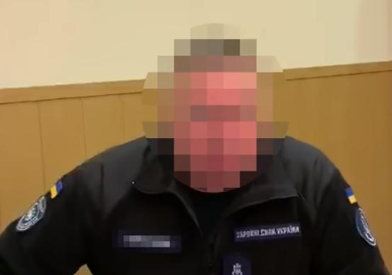 Військовослужбовець розповів, як його вербували / скріншот