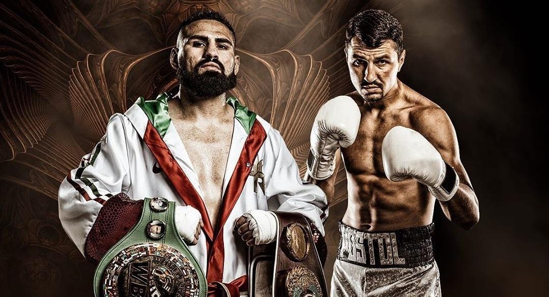 Боксери не вийдуть на ринг 9 травня / фото: instagram.com/toprank