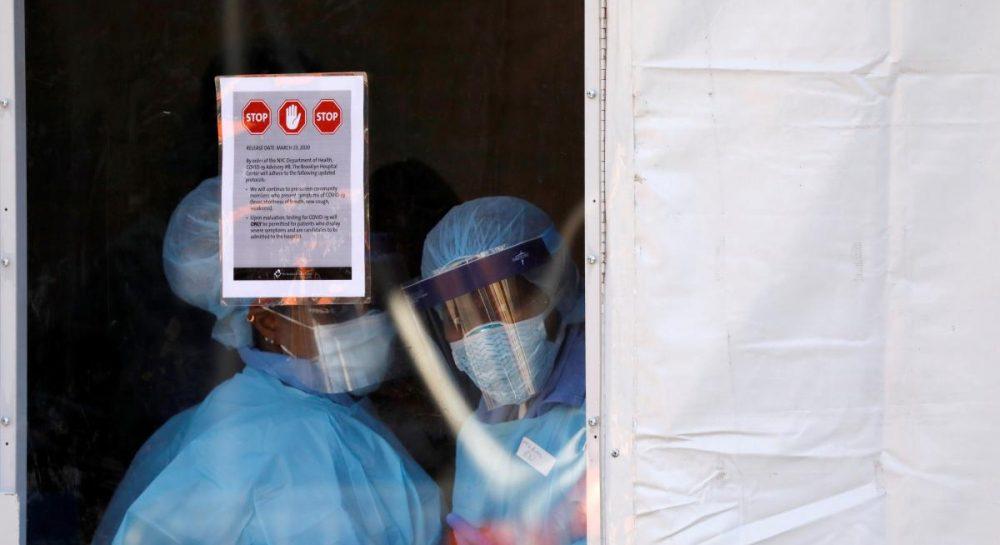 В Нью-Йорке каждые 17 минут от коронавируса умирает человек - Daily Ma