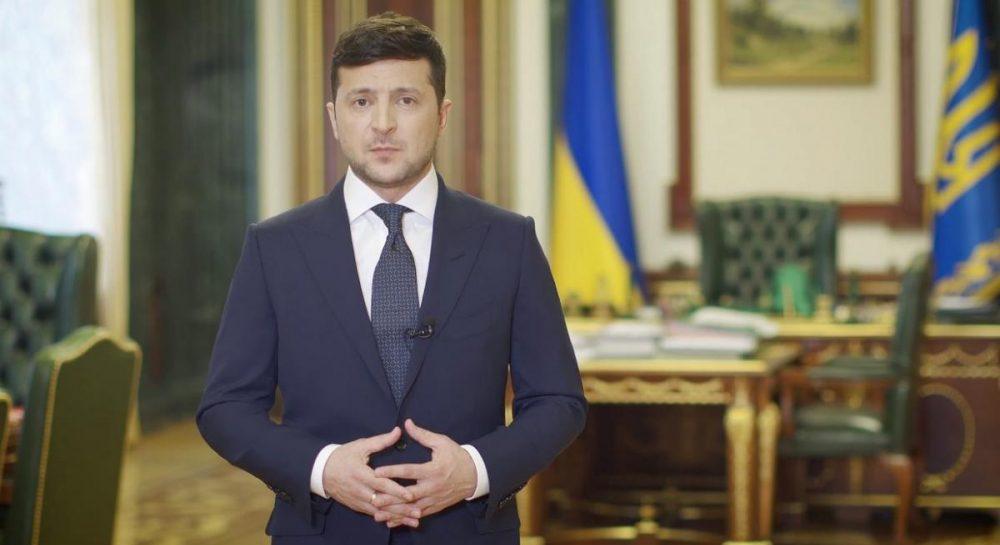 Зеленский рассказал о трех сценариях развития ситуации с эпидемией кор