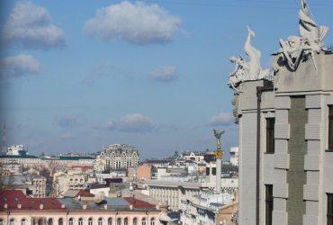 Погода в Киеве: завтра в столице ожидается до +24°