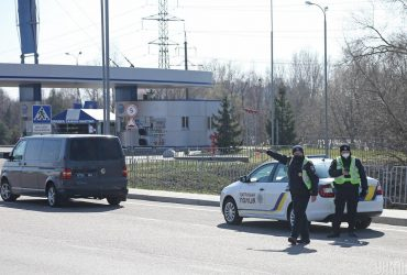 В'їзд в Київ закриють до 24 квітня - депутат
