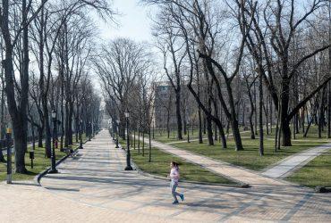 У Києві сьогодні без опадів, температура до +7
