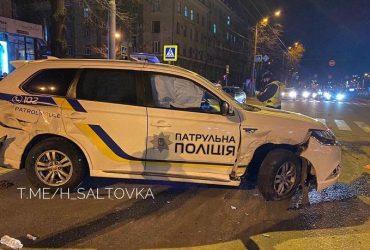 Бывший коп устроил тройное ДТП в центре Харькова – СМИ (видео)