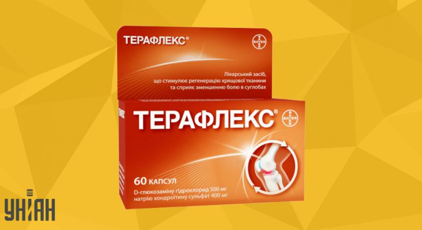 Терафлекс фото упаковки