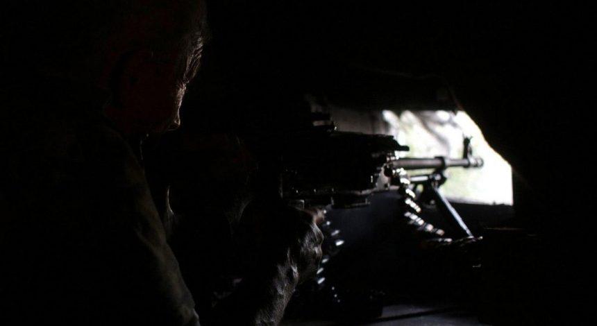 Російські окупанти на їхні обстріли отримали від сил ООС вогонь у відповідь - штаб