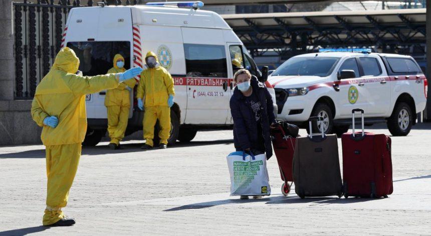 В Украине уже 356 больных коронавирусом