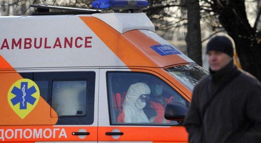 Number of confirmed coronavirus cases in Ukraine exceeds 1,000 by Friday evening