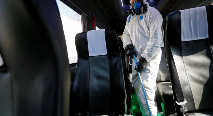 Ukraine's confirmed coronavirus cases increase to 418 on March 29