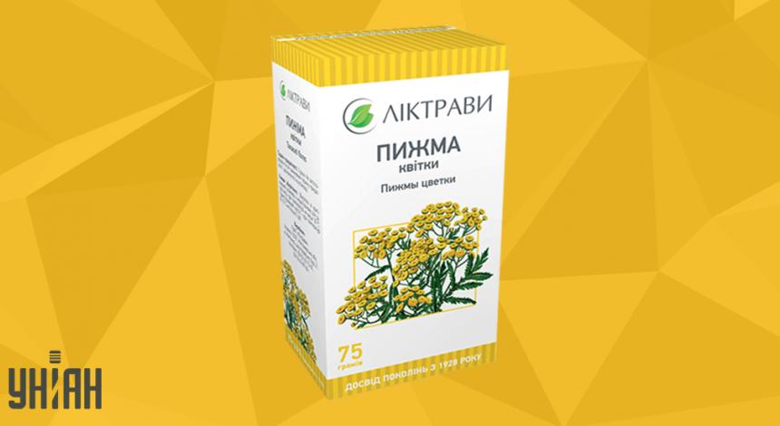 Пижма цветки фото упаковки