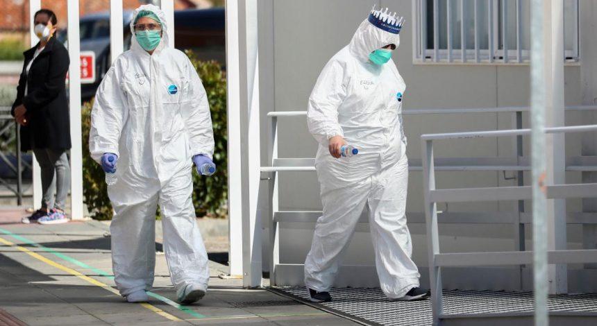 Number of deaths from novel coronavirus worldwide nearing 31,000