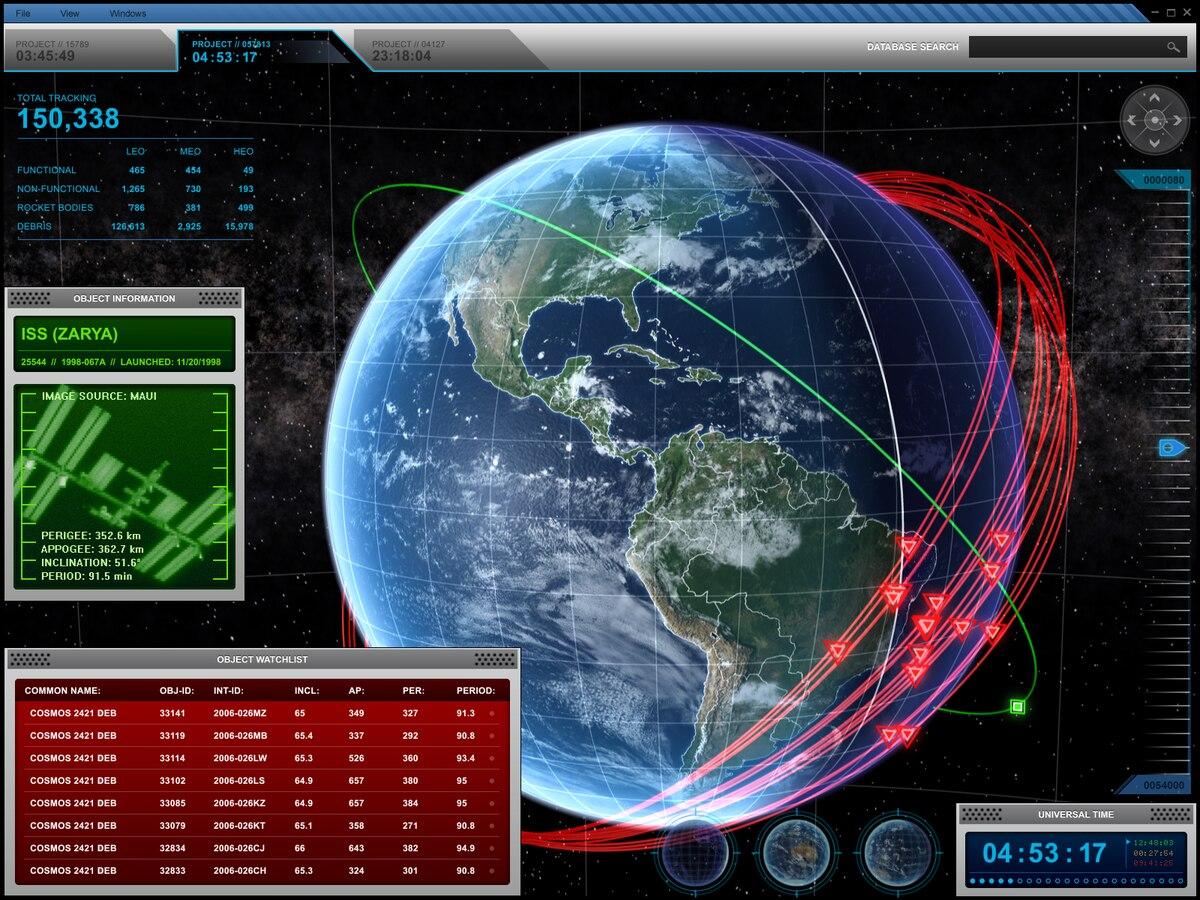 Разработала систему компания Lockheed Martin / фото Lockheed Martin