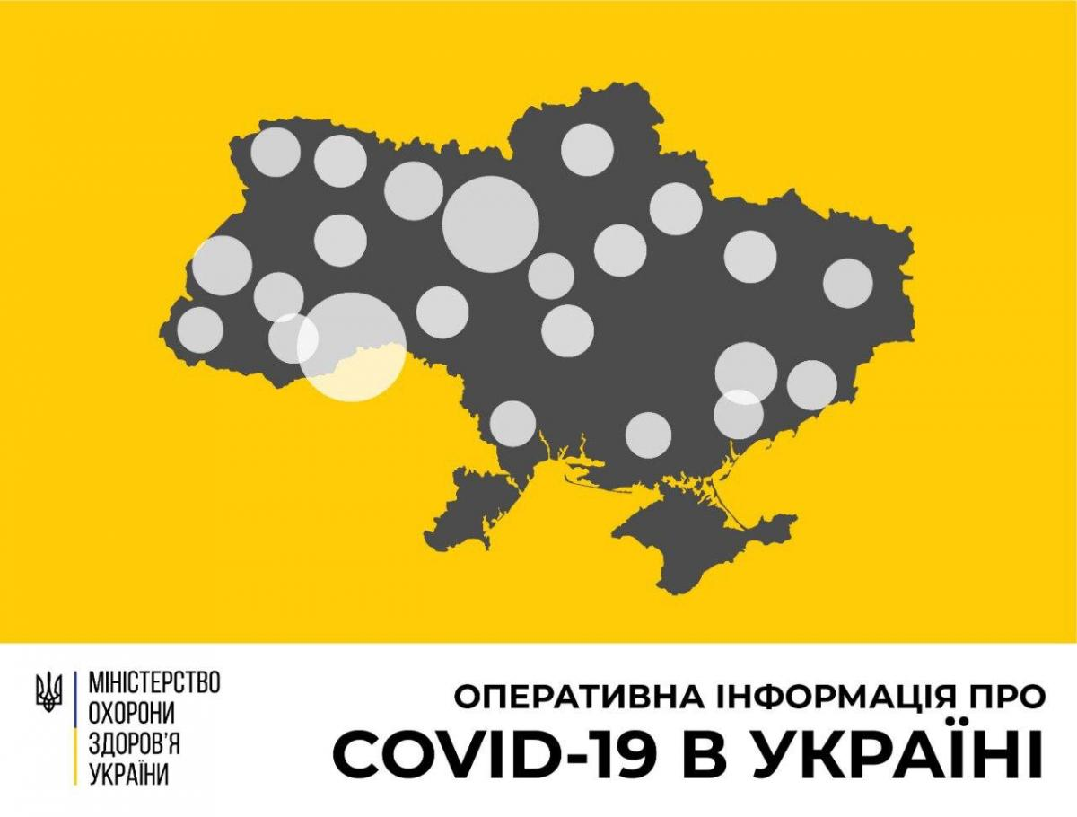 Найбільше випадків - на Буковині та в Києві / фото МОЗ