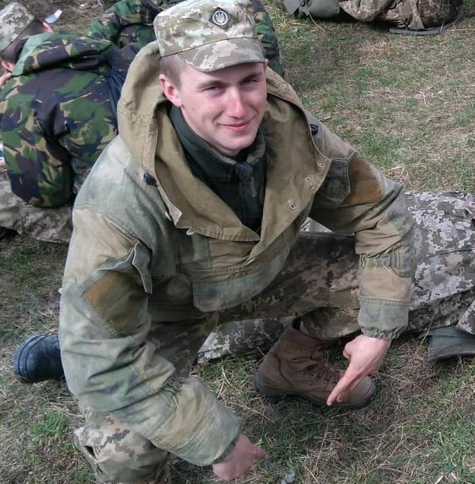Александр Маланчук родился 1997 года \ фейсбук Stepan Sus