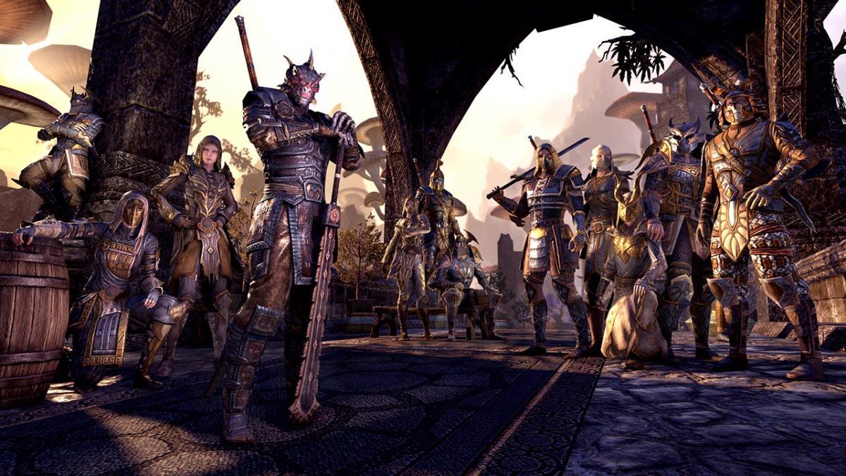 The Elder Scrolls Online / store.playstation.com