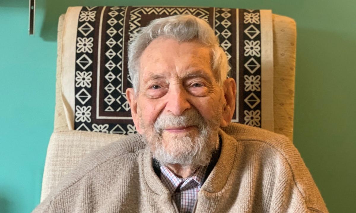 Боб Вейтон - самый старый мужчина в мире / theguardian.com