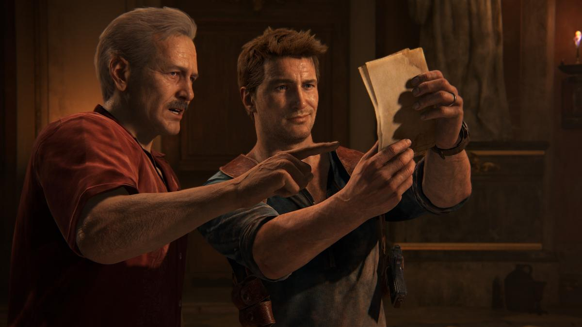 Кадр з гри Uncharted 4: A Thief's End / store.playstation.com