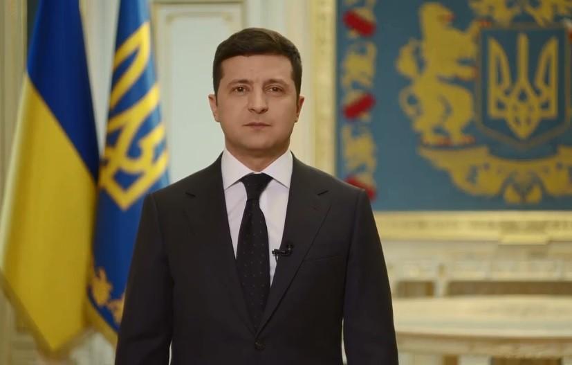 Зеленский в очередной раз обратился к украинцам / фото president.gov.ua