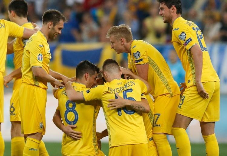 Сборная Украины не будет проводить матчи до окончания пандемии / фото: УАФ