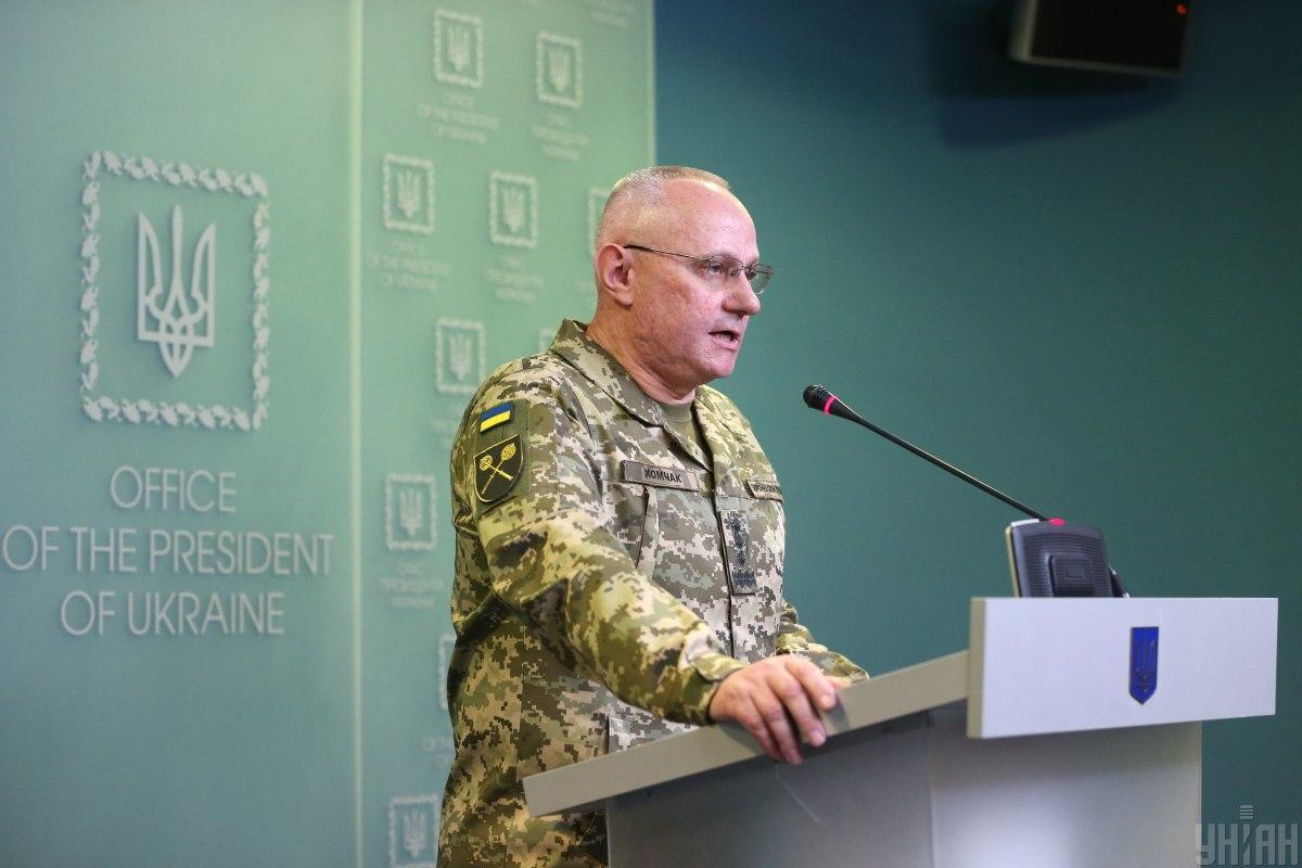 Проведення навчань «Об'єднані зусилля – 2020» дозволило відпрацювати сценарій всеохоплюючої оборони країни / фото УНІАН