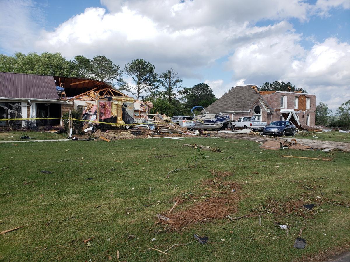 В США пронеслись торнадо / twitter.com/SMacleroy