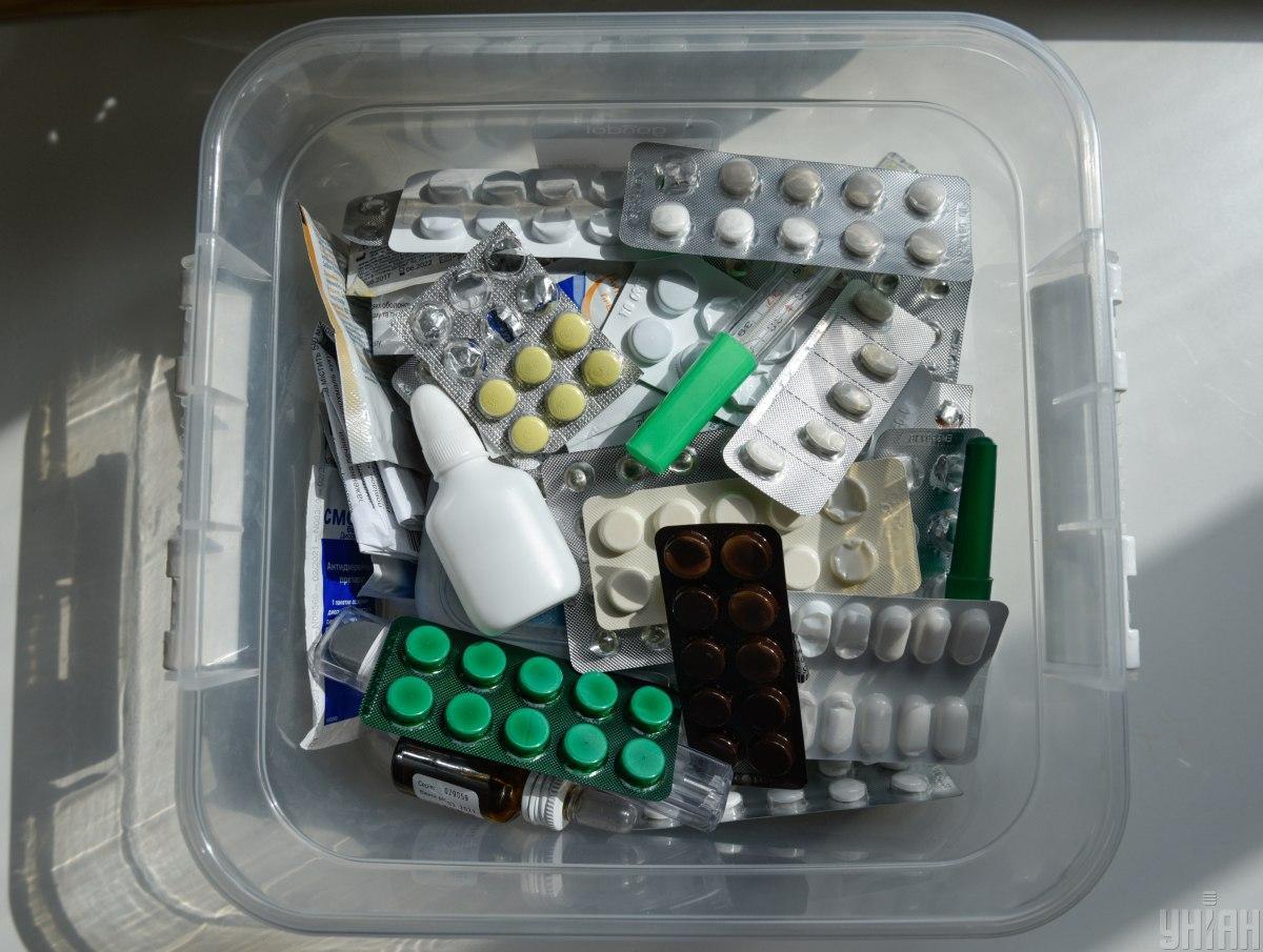В Україні хочуть почати виробництво ліків проти коронавірусу / фото УНІАН