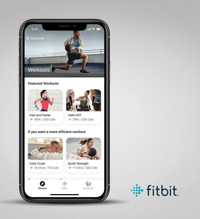 фото Fitbit