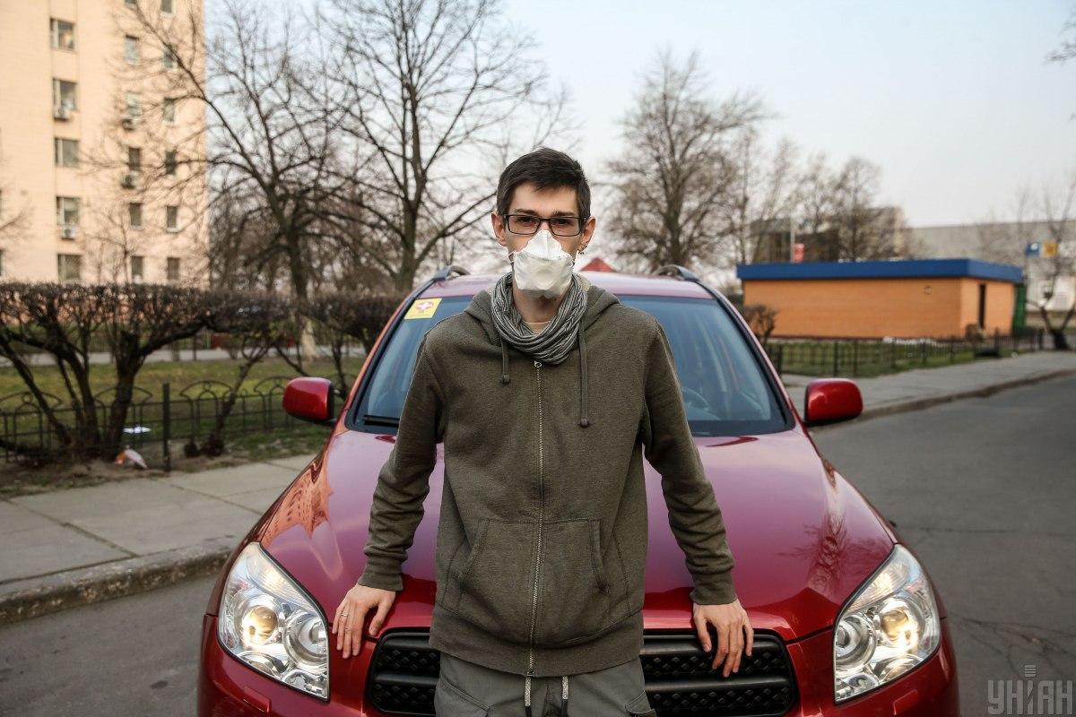 Андрей Павлов создал платформу для медиков и водителей, готовых ихподвозить/ УНИАН