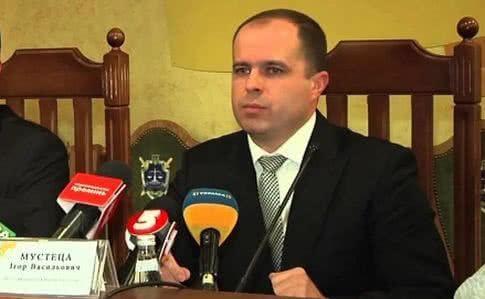 Игорь Мустеца будет заместителем генерального прокурора / фото УП