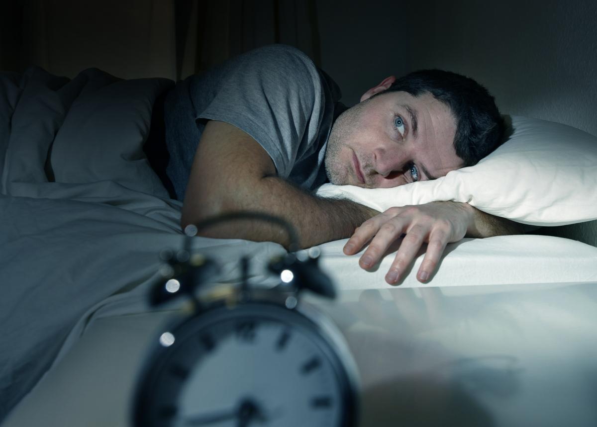 Недосыпание пагубно влияет на организм \ фото: ua.depositphotos.com