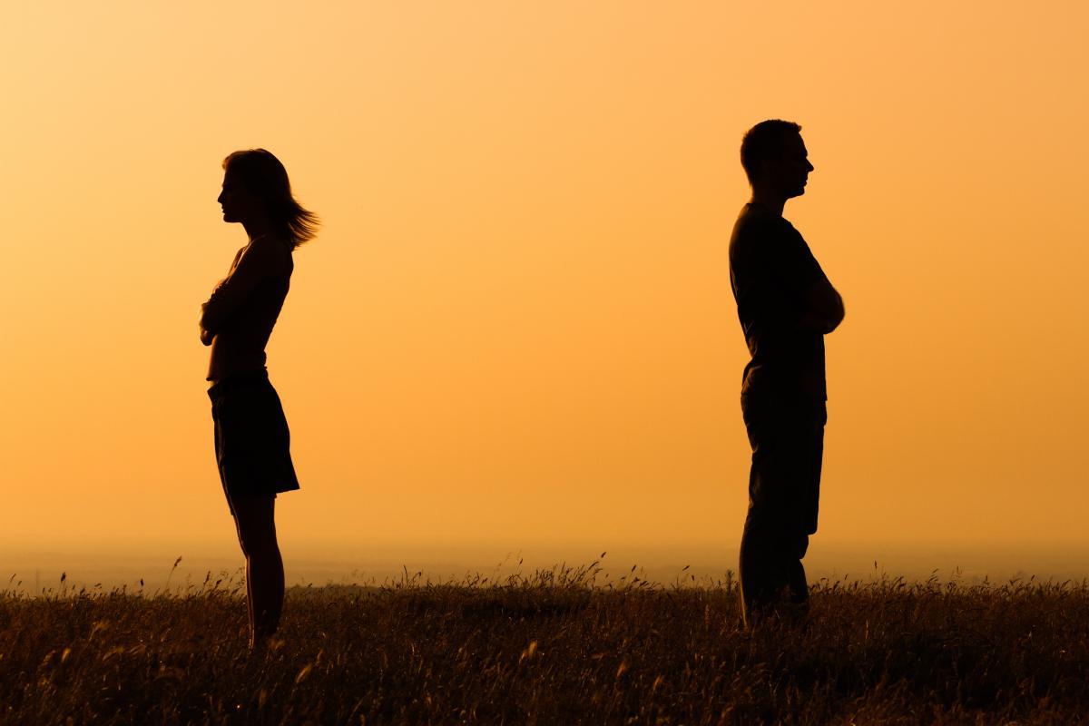 Чому чоловіки йдуть з сім'ї / фото ua.depositphotos.com