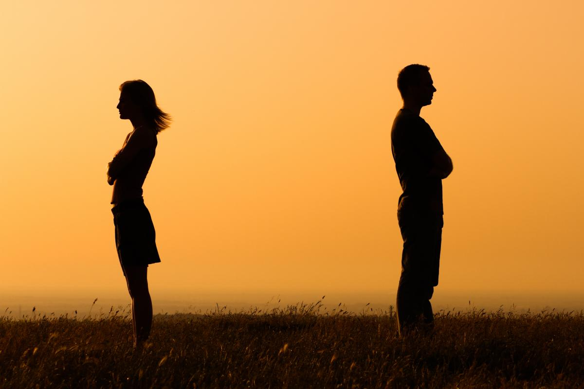 Ученые назвали главную причину расставания влюбленных / фотоua.depositphotos.com
