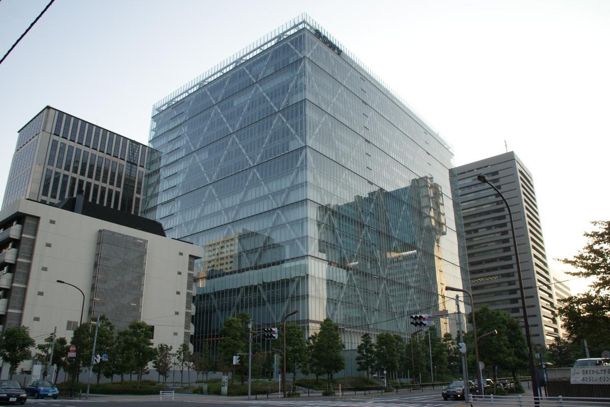 Штаб-квартира компанії в Токіо / wikipedia.org