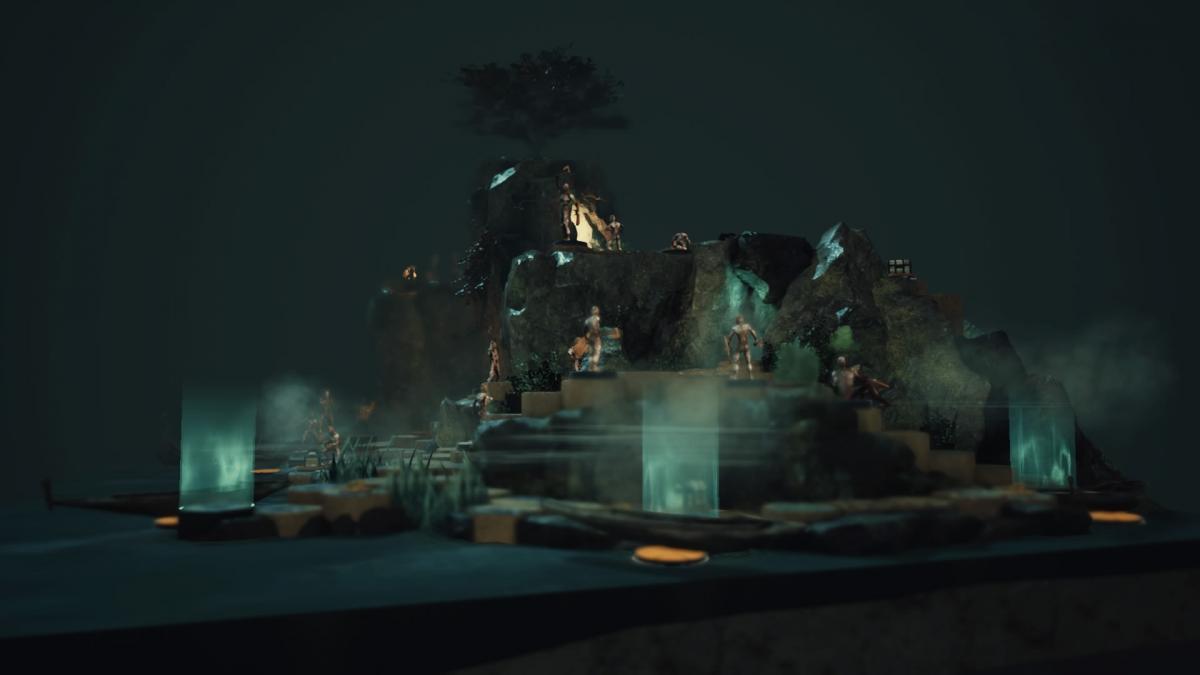 Кадр из игры Wartile / скриншот