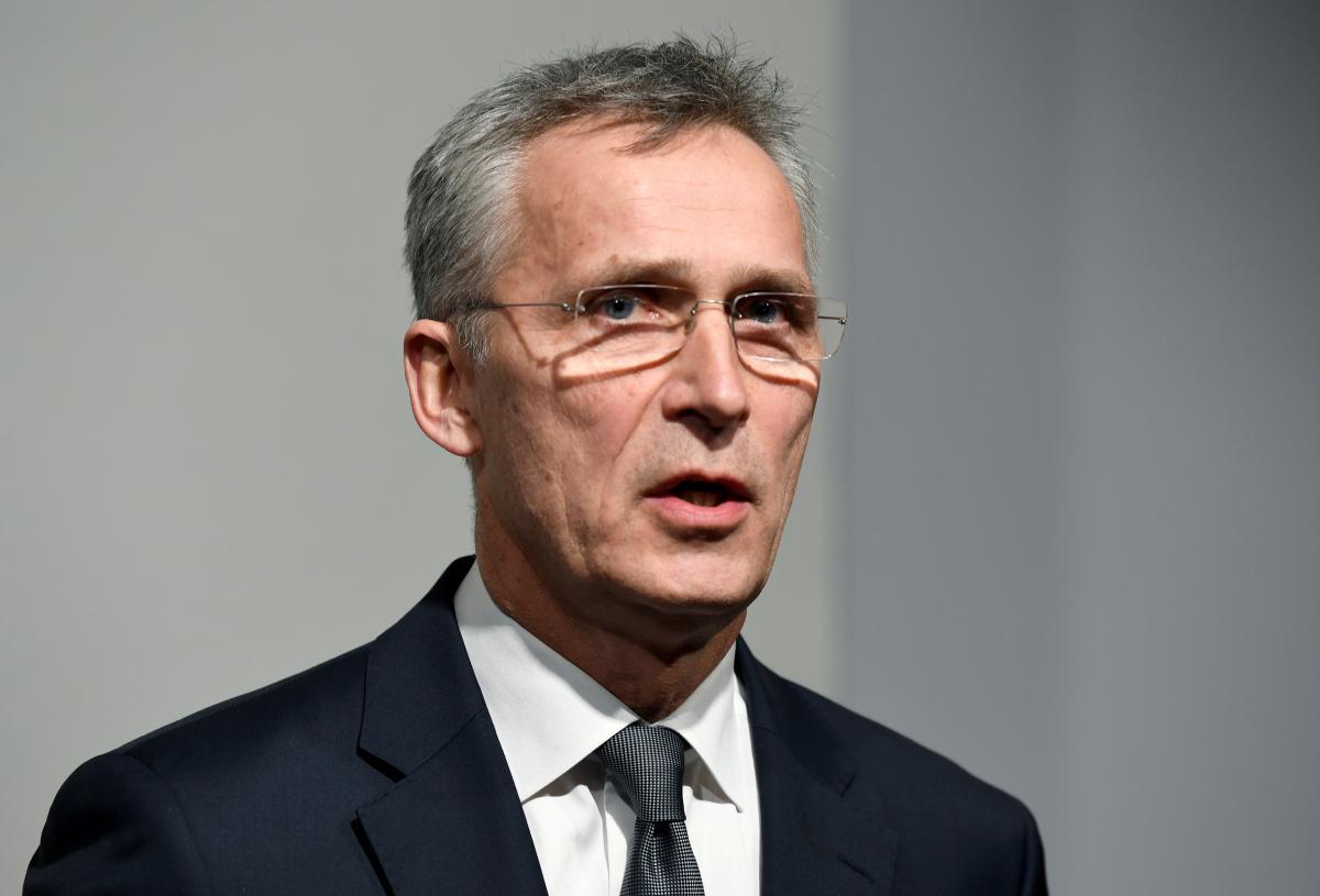 Столтенберг розповів про саміт НАТО / REUTERS