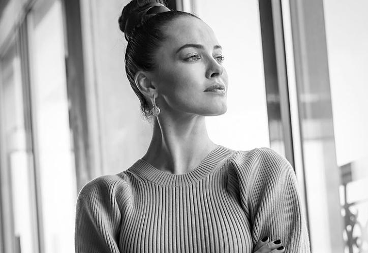 Астаф'єва представила, чим би зайнялася, якщо б стала чоловіком / instagram.com/da_astafieva