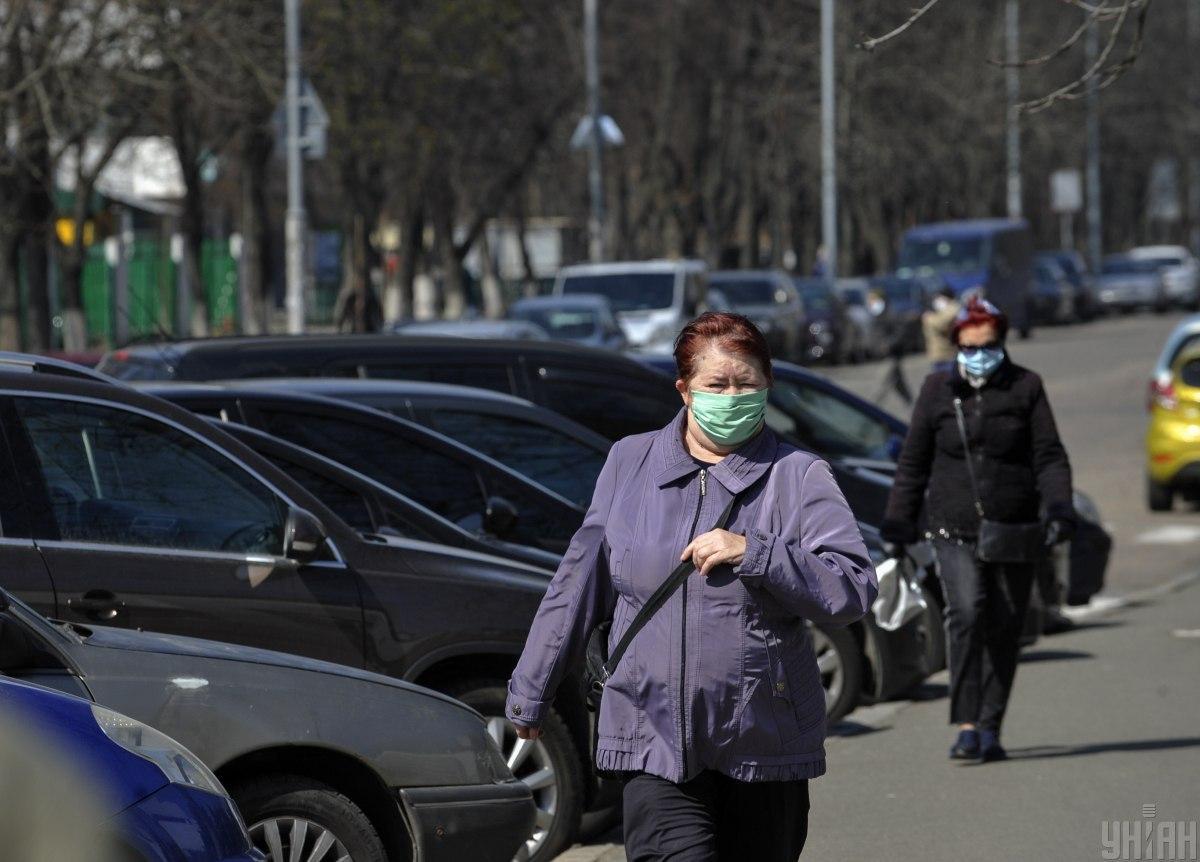 У МОЗ розповіли, куди звертатися українцям, якщо є ознаки коронавірусу / фото УНІАН