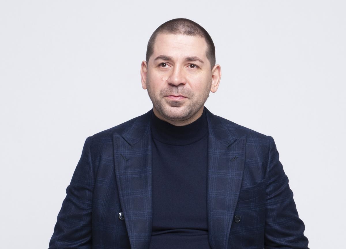 Vladimir Manukian, Ukrainian businessman