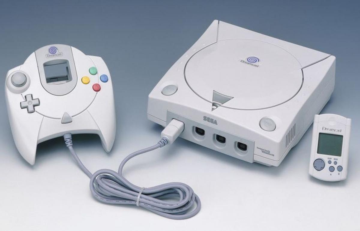 Dreamcast - последняя консоль компании SEGA / polygon.com