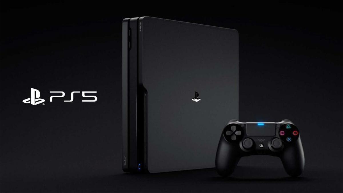 Фанатский дизайн PlayStation 5 / youtube.com
