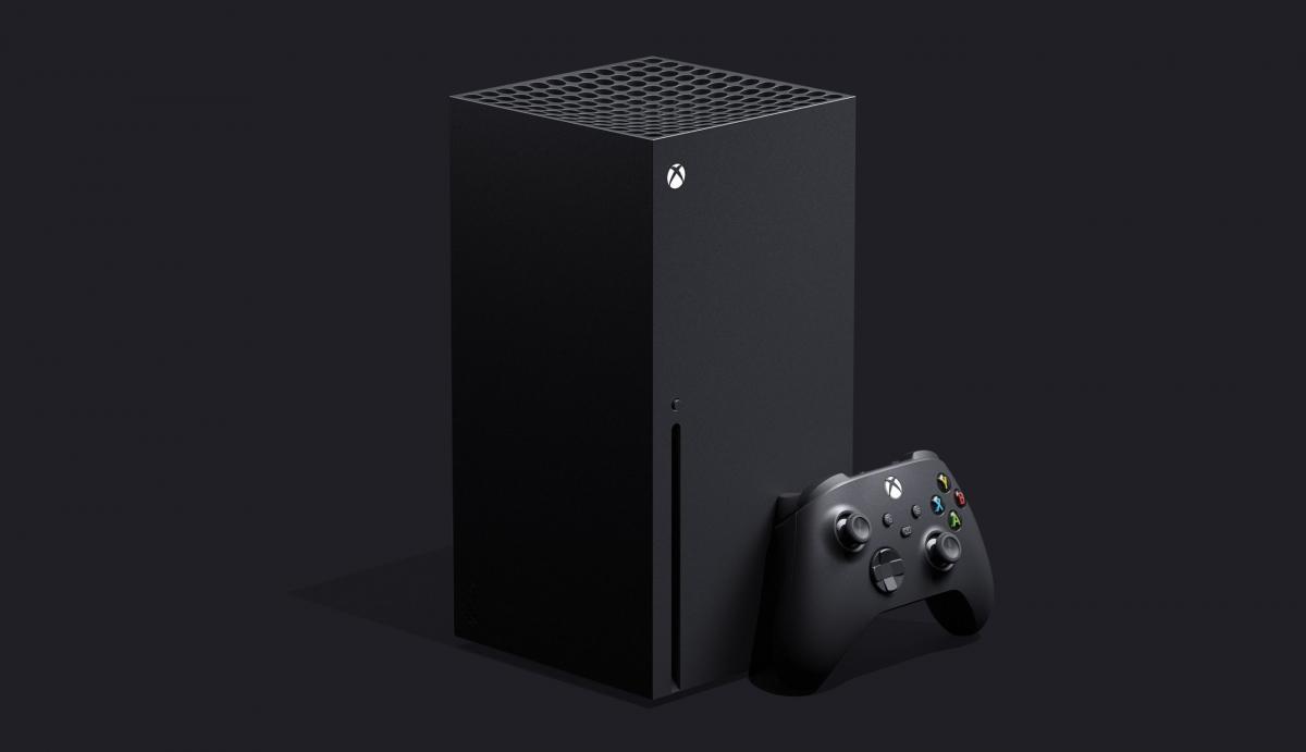 Официальный дизайн Xbox Series X / tecnoblog.net