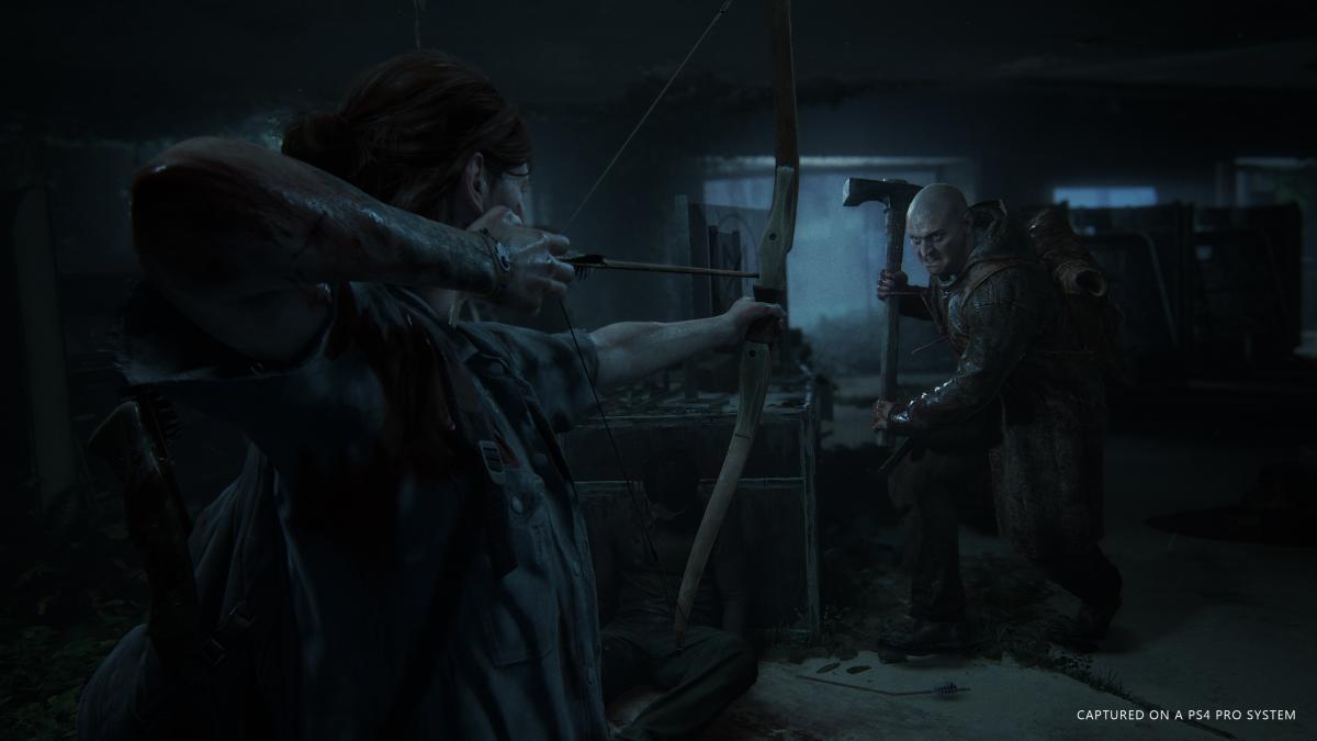 Кадр из игры The Last of Us Part II / playstation.com
