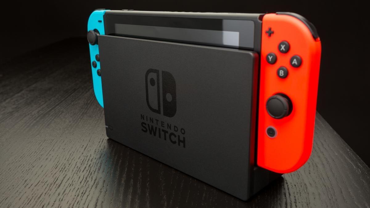 Nintendo Switch / techspot.com