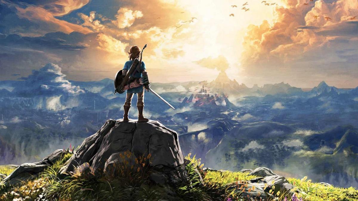 The Legend of Zelda: Breath of the Wild / gameinformer.com