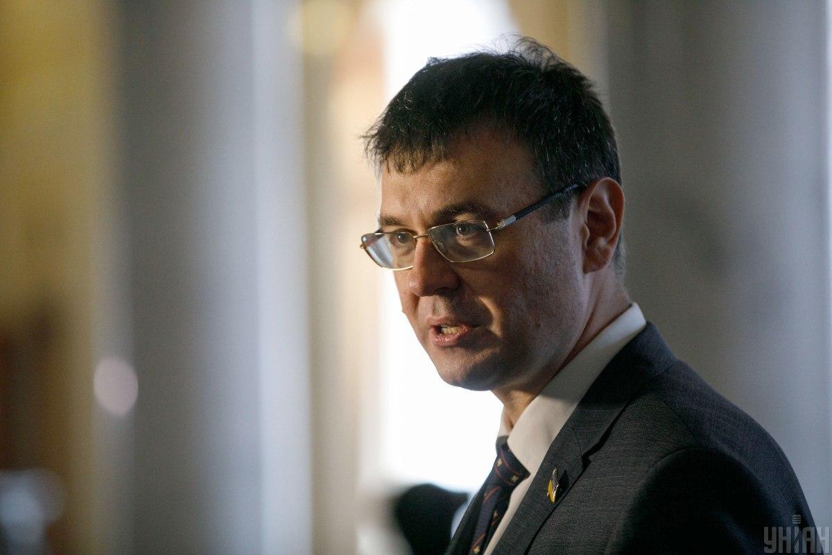 Гетманцев спростував звинувачення екс-міністра фінансів Уманського / фото УНІАН