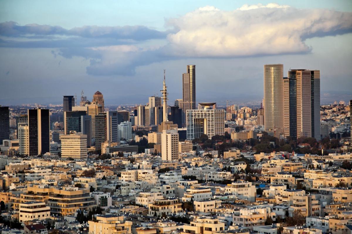 Тель-Авив был основан в 1909 году / tlv4rent.net