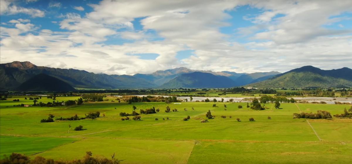 """Побывать в Новой Зеландии мечтают миллионы людей по всему миру / фото пресс-служба """"1+1"""""""