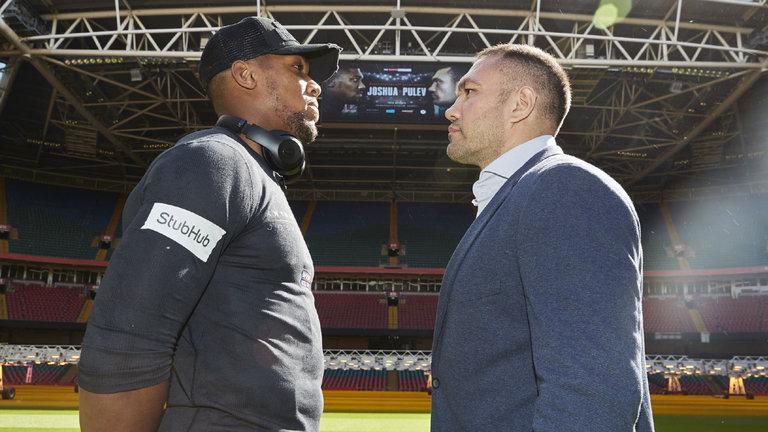 Джошуа і Пулєв планували провести бій в Лондоні / фото: BoxingScene